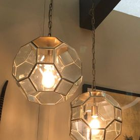 Different styles of lights that we offer